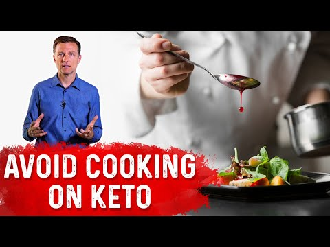 Avoid Complex Recipes & Cooking On Keto; Keep It Simple!