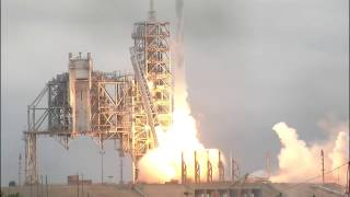 SpaceX Launches Tenth Cargo Mission to the International Space Station by NASA