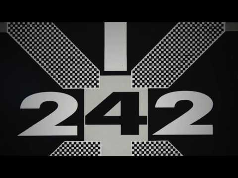 """FRONT 242 - Welcome To Paradise (V 1.0) - 1988 Vinyl 12"""" Single"""