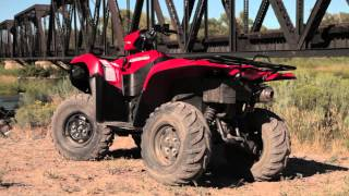 7. 2014 Suzuki KingQuad 750 AXi Review