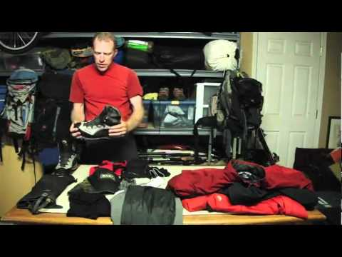 Mountaineering Clothing, Equipment and Gear (видео)