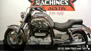 5. 2007 Triumph Rocket III Classic  - Dream Machines Indian ...