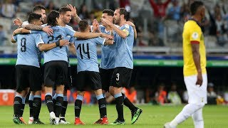 Download Video Copa America : L'Uruguay démarre en trombe MP3 3GP MP4
