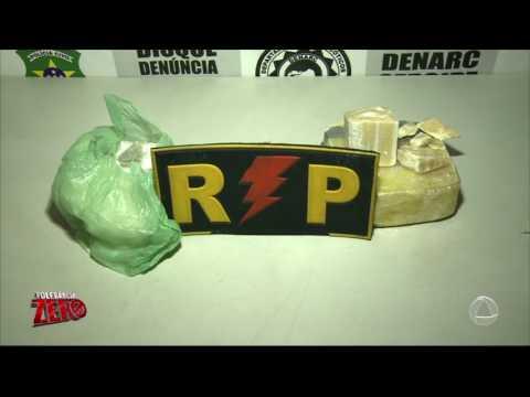 Denarc e RP prendem três pessoas por tráfico de drogas em Socorro - Tolerância Zero
