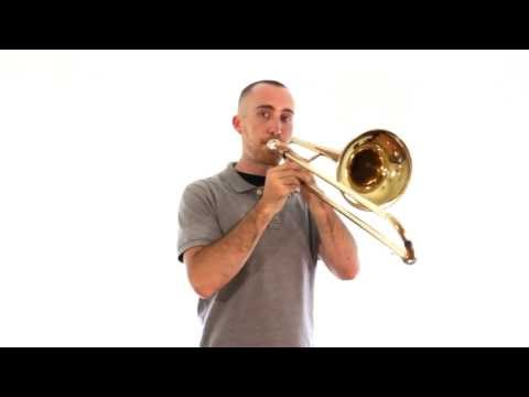 Trombone Lesson 2: First Sounds
