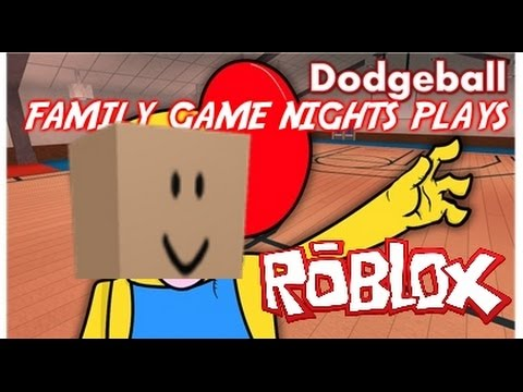 Family Game Nights Plays: Roblox - Dodgeball! (PC)