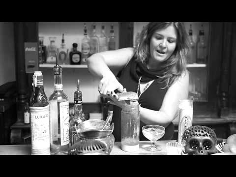 La Mezcaleria - Día de Muertos (Day Of The Dead) cocktail