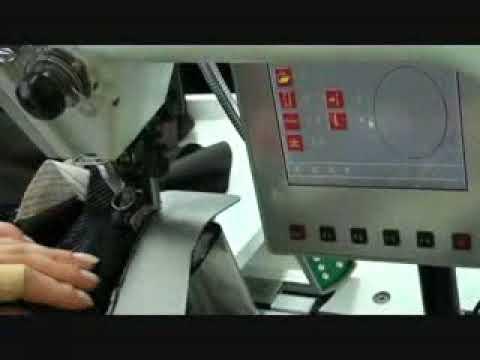 100/5 Elektronik Tam Otomatik Ceket Kol Takma Makinesi