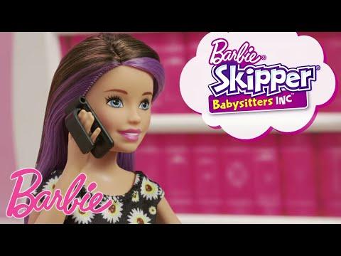 Barbie Italiano | Avventure da Babysitter con Skipper 💖Bambole Barbie | Video di Barbie