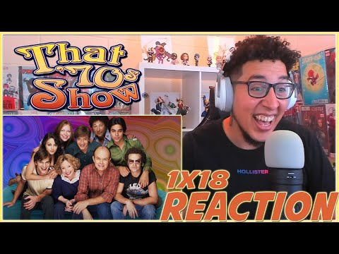 IT'S CAREER DAY! | That '70s Show 1x18 REACTION | Season 1 Episode 18