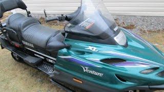 8. 1999 Yamaha Venture XL