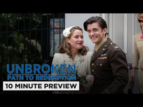 Unbroken: Path To Redemption | 10 Min Preview | Own it Now on Digital, Blu-ray & DVD