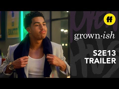 grown-ish | Season 2, Episode 13 Trailer | Junior Visits Zoey at College