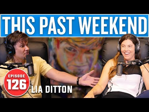 Ocean Rower Lia Ditton | This Past Weekend #126