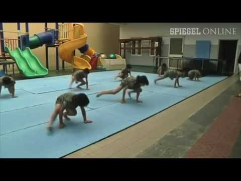 Kindergarten in Taiwan: Drill für Dreijährige