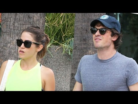 Reed - More Celebrity News ▻▻ http://bit.ly/SubClevverNews Twlight Cast Where Are They Now? ▻▻ http://bit.ly/1u8REru Okay, so Ian and Nikki were spotted hanging out two times this weekend,...