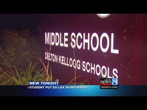 Students give classmates ex-lax brownies