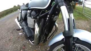 3. 2014 Triumph Bonneville Review