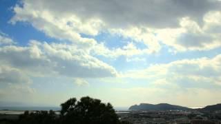 Time Lapse V.le Europa - Vista Poetto - CANON