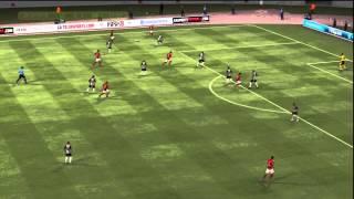 Primeiro período da partida no 14º dia de 26 de Setembro 2012 de Brasileirão entre Flamengo e Atlético Mineiro gerada pelo...