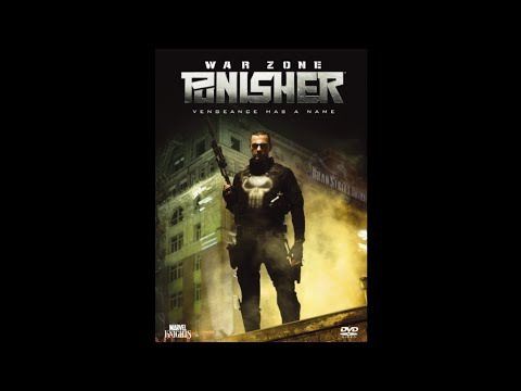 Opening to The Punisher:War Zone 2008 DVD(2012 reprint)(Columbia version)