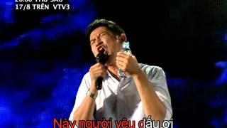 [Vietnam Idol 2012] Huy Khánh trình diễn trước Ban Giám Khảo