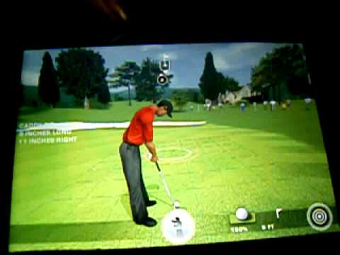 Tiger Woods PGA TOUR 12 Gameplay
