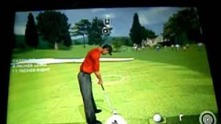 Tiger Woods PGA TOUR 12 Gameplay