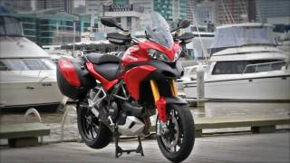 1. Ducati Multistrada 1200 S Review