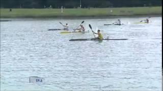 2015 Milan K1 1000m M  World Canoe Sprint Championships
