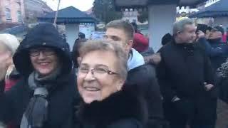 Protest mieszkańców Żor. Brawo!