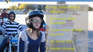 <h5>AMSAF Wins Allstate Good Ride Grant</h5><p>AMSAF video entry for Allstate Good Ride Grant Contest. AMSAF wins!</p>