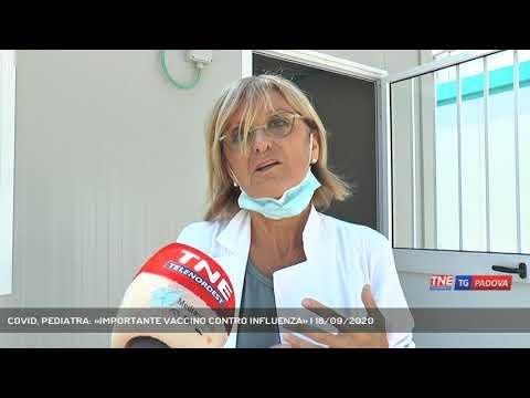 COVID, PEDIATRA: «IMPORTANTE VACCINO CONTRO INFLUENZA» | 18/09/2020