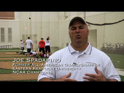 Joe Spadafino - Long Snapping Coach on Prokicker.com Snapping Camps