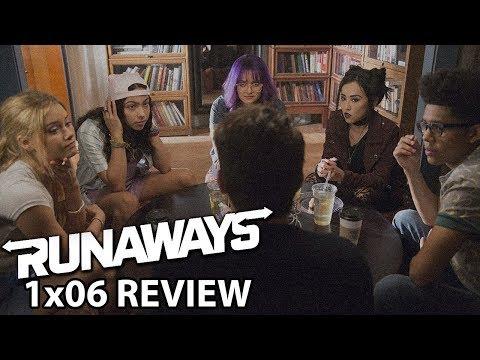 Marvel's Runaways Season 1 Episode 6 'Metamorphosis' Review