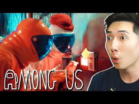 AMONG US in REAL LIFE 3! - Among Us But Its A Reality Show 3 Reaction