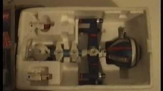 Captain Future Toys Comet Professor Simon   ---  Fantastic Toys And Merchandise  3