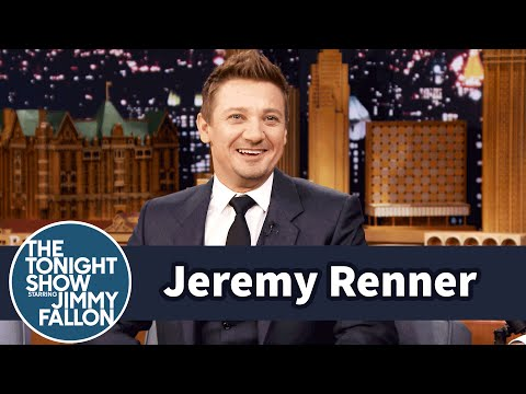Jeremy Renner should know a Jedi when he see one