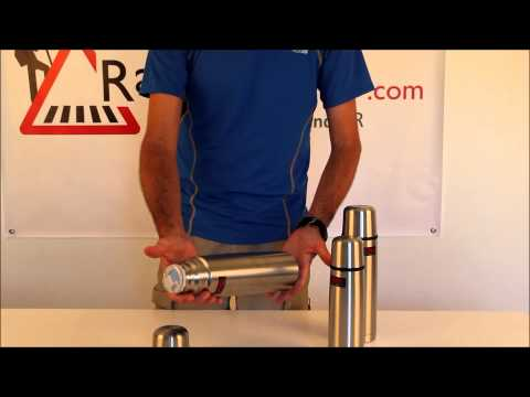 RayonRando.com : Test des bouteilles isothermes Thermos Light&Compact