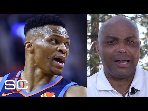 Russell Westbrook must give up his PG position to James Harden - Charles Barkley | SportsCenter