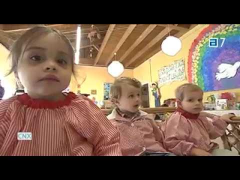 ESCUELA INFANTIL EL BIBIO. EL HUERTO EN LA ESCUELA