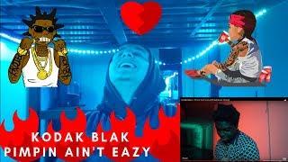 Kodak Black - Pimpin Ain't Eazy [Official Music Video] | QUALITY BARS REACTION |