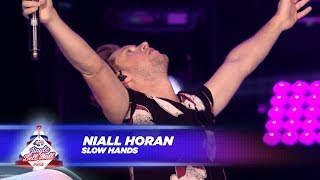 Video Niall Horan - 'Slow Hands' - (Live At Capital's Jingle Bell Ball 2017) MP3, 3GP, MP4, WEBM, AVI, FLV Mei 2018