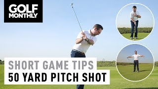 ► Watch Golf Monthly Top 25 Coach Peter Finch share his best tips and drills to help you improve your consistency on 50 yard pitch shots► Become a FREE SUBSCRIBER to Golf Monthly's YouTube page now - https://www.youtube.com/golfmonthly► For the latest reviews, new gear launches and tour news, visit our website here - http://www.golf-monthly.co.uk/► Like us on Facebook here - https://www.facebook.com/GolfMonthlyMagazine►Follow us on Twitter here - https://twitter.com/GolfMonthly►Feel free to comment below! ►Remember to hit that LIKE button if you enjoyed it :)