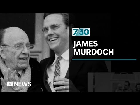 James Murdoch quits News Corporation | 7.30