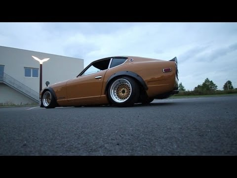Datsun 240 Z by Kamikaze garage