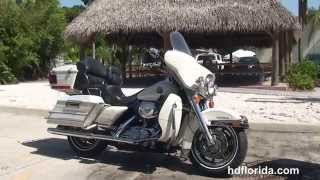 4. Used 2004 Harley Davidson Ultra Classic Electra Glide Motorcycles for sale - Crystal River, FL