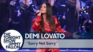 Video Demi Lovato: Sorry Not Sorry MP3, 3GP, MP4, WEBM, AVI, FLV Januari 2018