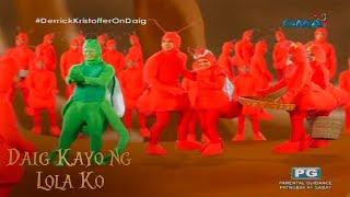 Daig Kayo ng Lola Ko: Ang pag-amin ni Liam Langgam kay Chammy