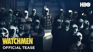 Watchmen   Official Tease   HBO